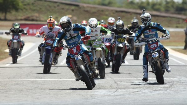 Super Arena Motos, campeonato de Supermoto