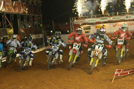 Vai começar a temporada 2014 do Arena Cross
