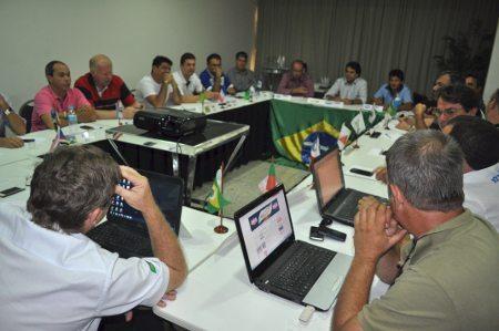 Assembléia Geral Ordinária da CBM realizada no dia 8 de fevereiro