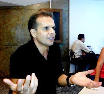 Cláudio Rosa: a espera de um acordo