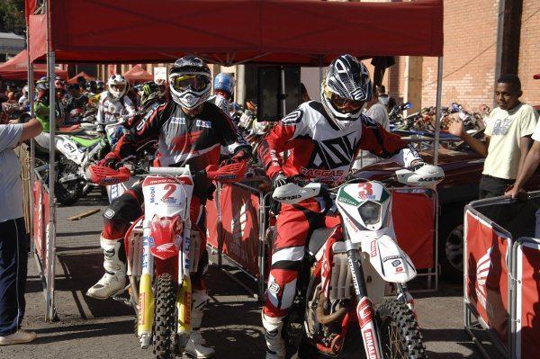 Nielsen Bueno e Rômulo Bottrel são presenças confirmadas na abertura da Copa EFX Honda
