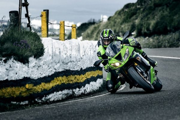 Kawasaki Ninja ZX-6R terá categoria especial no SuperBike Series Brasil