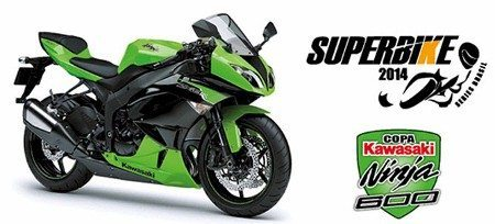 SuperBike Series Brasil apresenta a Copa Ninja 600