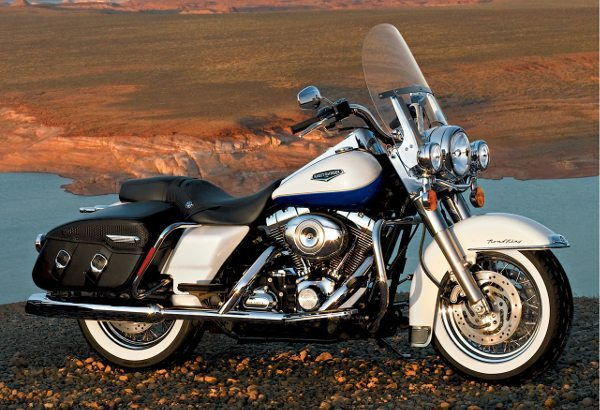 Modelo Road King Classic