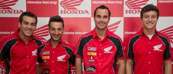 Equipe Honda Mobil de Motocross