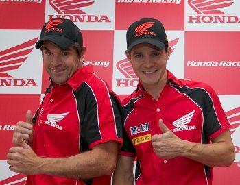 Equipe Honda Mobil de Motovelocidade