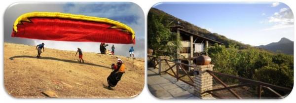 Resort Pedra dos Ventos - preferido pela turma dos esportes radicais