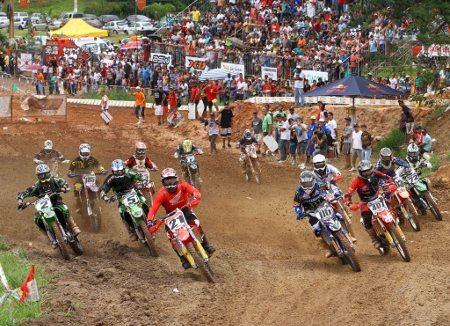 Sarzedo abre a Copa Minas Gerais de Motocross