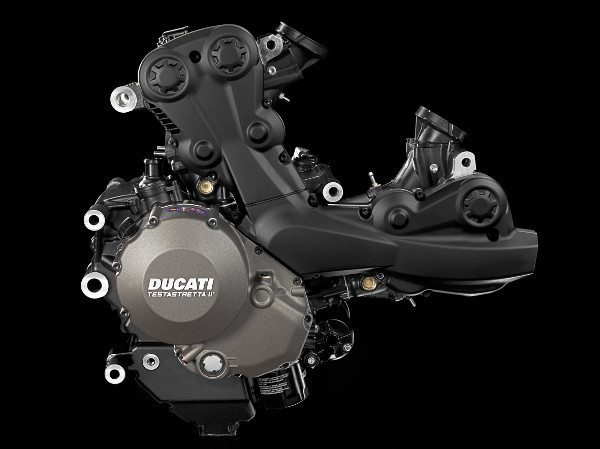 Motor da Ducati Monster 1200