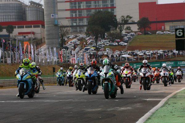 O Moto 1000 GP abrirá a quarta temporada no primeiro domingo de maio
