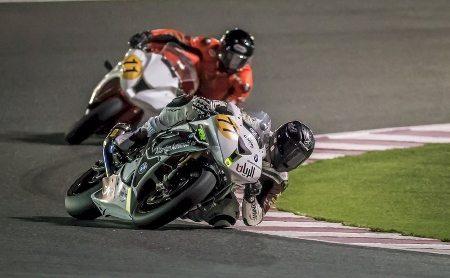 Al Malki disputará pela primeira vez uma corrida no Brasil