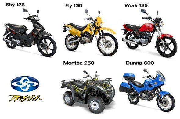 Outros produtos do Line-Up da Traxx