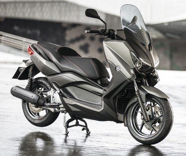 Yamaha X-Max 250: em fase adiantada de nacionalização