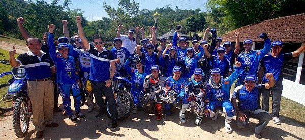 Equipe Yamaha Grupo Geração