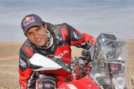 Felipe Zanol, chefe de equipe da Zanol Team