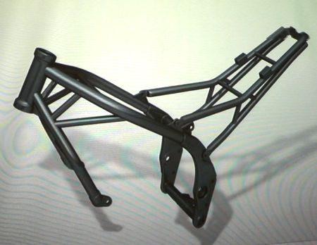 Sua dirigibilidade é natural e bastante previsível, por conta do chassi de boa geometria e bastante resistente a flexões