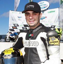 Alan Douglas, campeão da GP 1000 em 2011, disputará sua quarta temporada no Moto 1000 GP pela Pitico Race