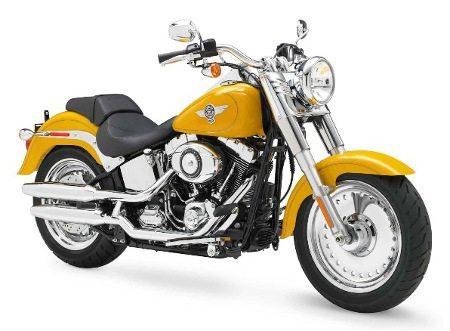 Harley-Davidson, marca que teve a maior valorização média em 2013
