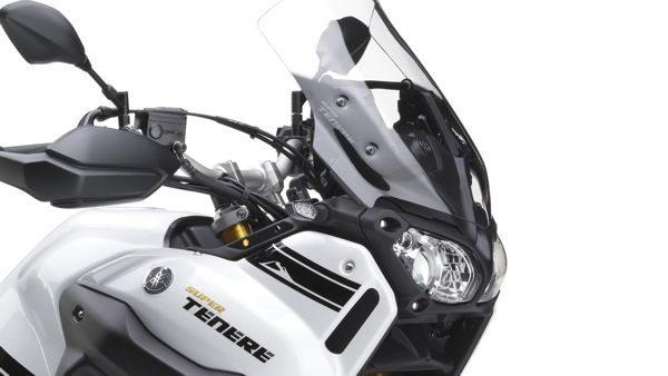 Nova frente, mais aerodinâmica, produz menos ruido no vento