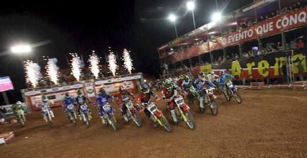 Próxima etapa do Arena Cross 2014 será em São José do Rio Preto (SP)