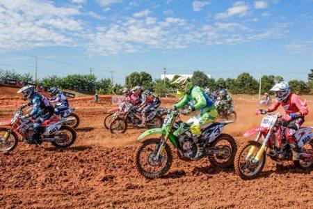 Três Lagoas abre o Brasileiro de Motocross