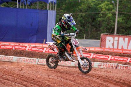 CBM revê regulamento e permite participação de crianças a partir de 5 anos no Brasileiro de Motocross 2014