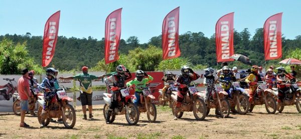 Primeira etapa da Copa Adrenatrilha de Cross Country