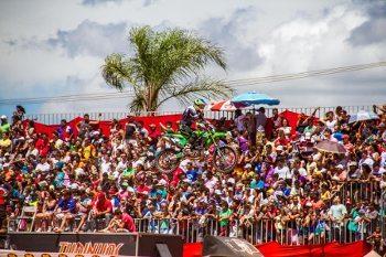 Segundo a organização, 27 mil pessoas prestigiaram a Copa Minas no domingo