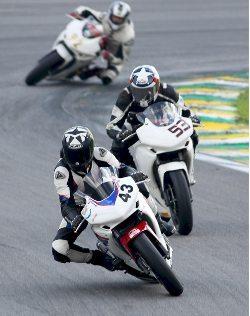 Ademilson Peixer, piloto da Copa Honda CBR 500R no SuperBike Series Brasil 2014