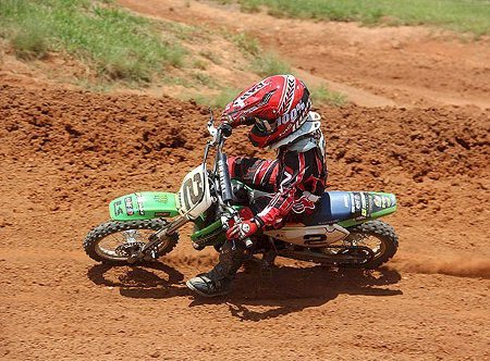 Diogo Moreira conquista o vice-campeonato na Copa Verão IMS de Motocross