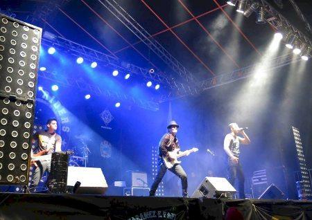 Uma das atrações do Ostracycle 2014 será a banda Faixa Etária