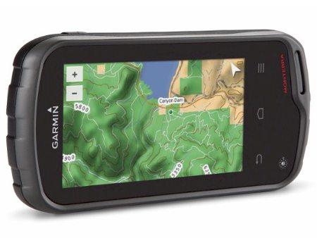 Novo tablet Monoterra com GPS, da Garmin