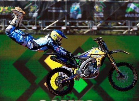 Fred Kyrillos é um dos maiores nomes nacionais do Motocross Estilo Livre