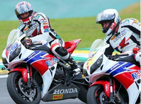 Dupla da Honda quer repetir ótimo resultado obtido na primeira etapa da Copa Pirelli SuperBike