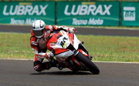 O argentino Diego Pierluigi é considerado um dos favoritos ao título do Moto 1000 GP