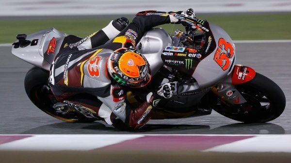 Tito Rabat vence o GP do Qatar após primorosa corrida de recuperação