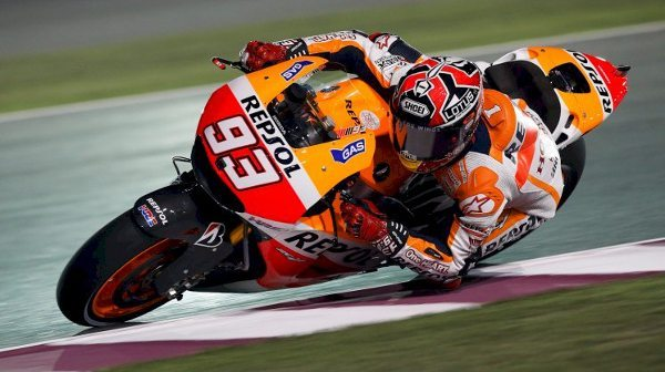 O MM93 está de volta; Márquez vence o GP do Qatar
