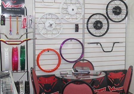 Feira de motopeças em Campina Grande (PB)