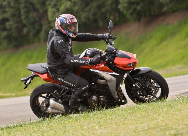 Nova Kawasaki Z1000 com o conceito Sugomi, impressões coincidentes valorizam o produto