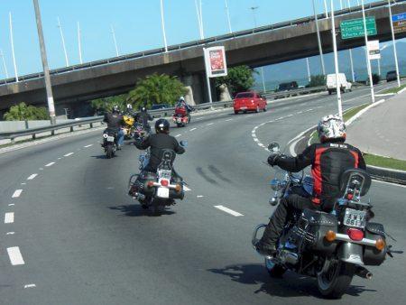 A locação pode ser uma boa opção para quem usa pouco a motocicleta