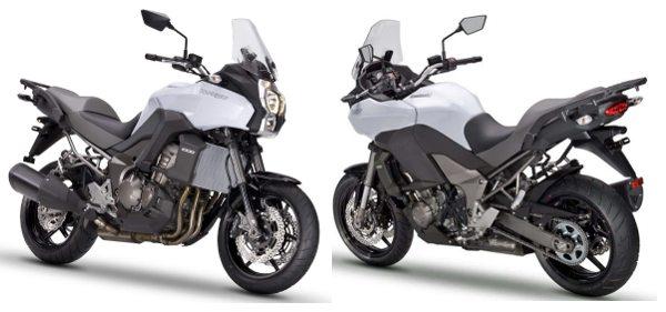Versys 1000: é bom ter a opção dos 4 cilindros e mais de 100 cv de potência disponíveis
