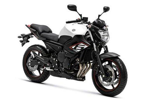 Série especial da Yamaha XJ6