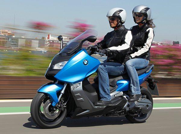 Conforto e desempenho é o que o C 600 Sport quer oferecer; a conferir