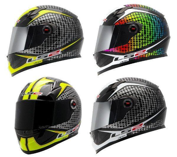 Não importa o modelo: procure um bom capacete que lhe proteja e ofereça conforto