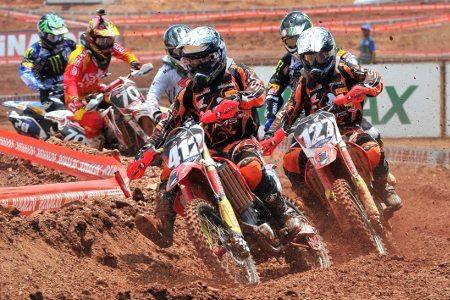 O Brasileiro de Motocross começa neste final de semana