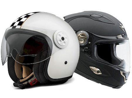 Capacete, equipamento essencial para motociclistas
