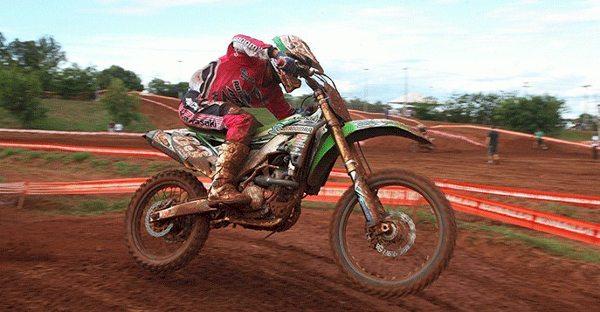 Anderson Amaral no Motocross Aniversário de Colina