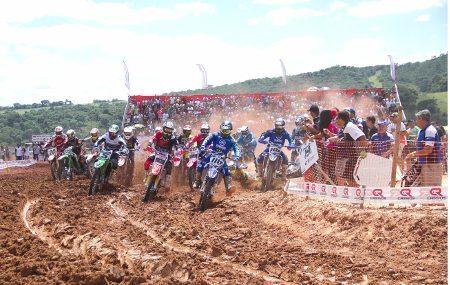 Abertas as inscrições para a 2ª da Copa Minas Gerais de Motocross