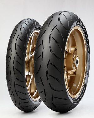 O Sportec M7 RR é o novo pneu da Metzeler
