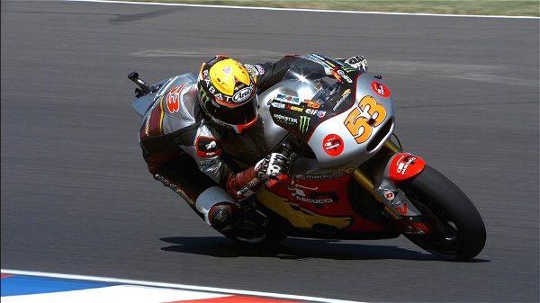 """Esteve ¨Tito"""" Rabat, Marc VDS Racing Team vencedor da Moto2™ na morna corrida do GP da Argentina"""